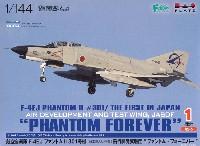 航空自衛隊 F-4EJ ファントム 2 301号機 日本導入初号機 飛行開発実験団 ファントム・フォーエバー