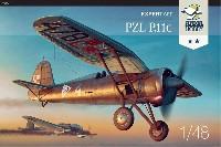 アルマホビー1/48 エアクラフト プラモデルPZL P.11c エキスパートセット