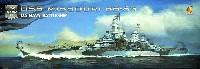 アメリカ海軍 戦艦 ミズーリ BB-63