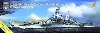 アメリカ海軍 戦艦 ミズーリ BB-63 DX版