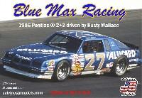 1986 ポンティアック グランプリ 2+2 エアロクーペ #27 ラスティ・ウォレス