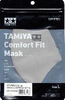 タミヤタミヤ カスタマーサービス 取扱品タミヤ マスク グレイ L