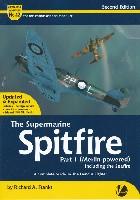 バリアントウイングスエアフレーム & ミニチュアスーパーマリン スピットファイア パート1 (マーリンエンジン搭載型) コンプリートガイド (改訂版)