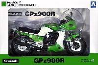 カワサキ GPz900R ライムグリーン