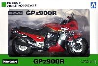 カワサキ GPz900R 赤/灰