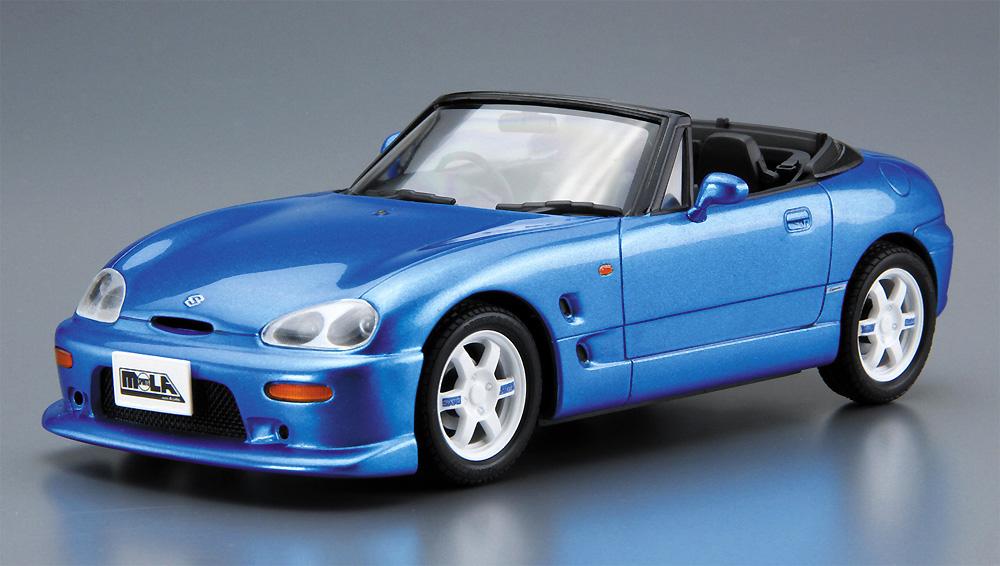 モーラスポーツ EA11R カプチーノ '91 (スズキ)プラモデル(アオシマ1/24 ザ・チューンドカーNo.037)商品画像_2