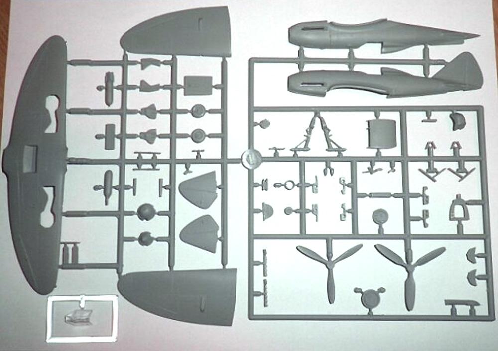 レジアーネ 2005 カプア イタリア 戦闘機プラモデル(RSモデル1/72 エアクラフト プラモデルNo.92256)商品画像_2