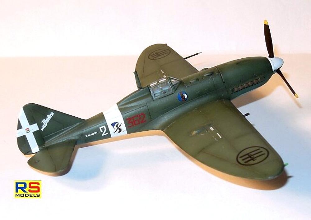 レジアーネ 2005 カプア イタリア 戦闘機プラモデル(RSモデル1/72 エアクラフト プラモデルNo.92256)商品画像_3