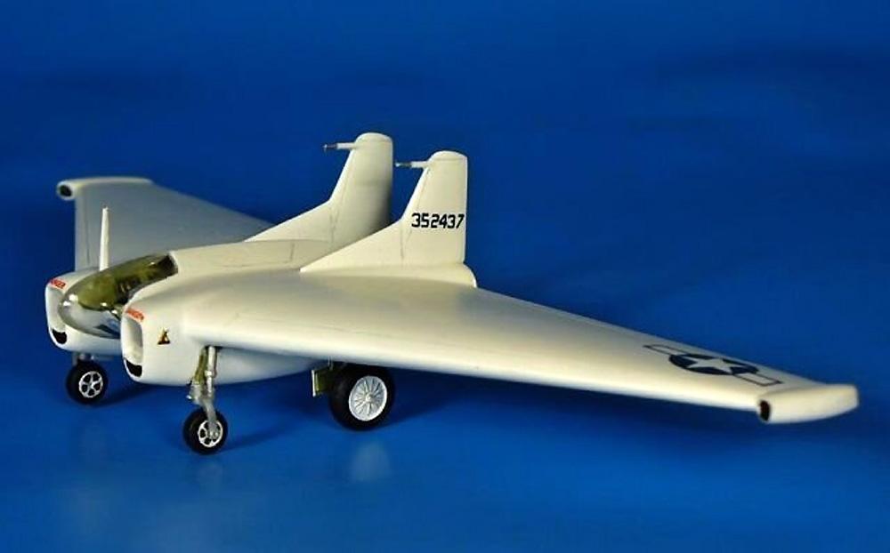XP-79B フライングラム ミューロック ドライレイク 1945プラモデル(RSモデル1/72 エアクラフト プラモデルNo.92257)商品画像_3