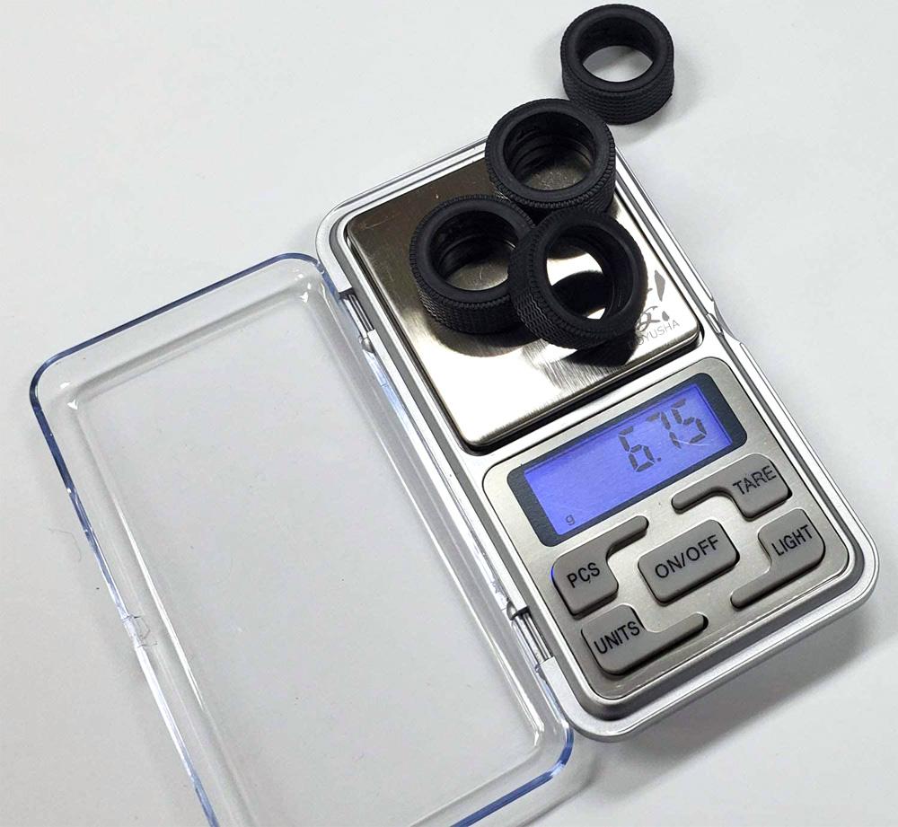 凄!ホビー用デジタル重量計計測機器(童友社凄!ツールNo.SG-DSM-1800)商品画像_3