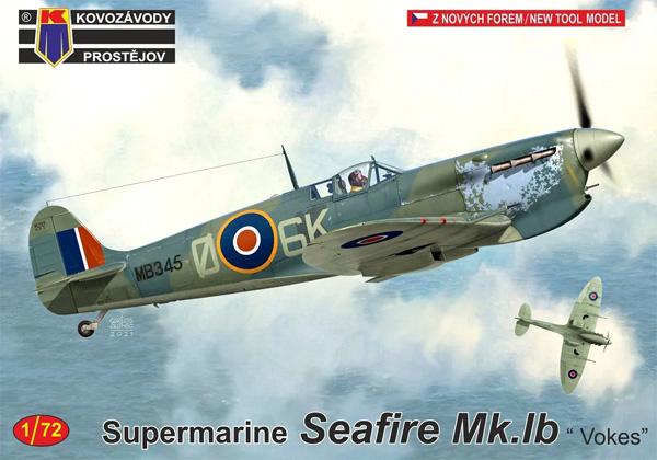 スーパーマリン シーファイア Mk.1b ボークスフィルター付プラモデル(KPモデル1/72 エアクラフト プラモデルNo.KPM0239)商品画像