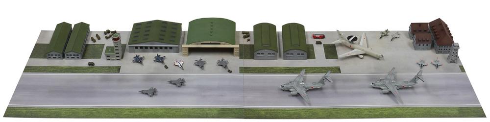 航空自衛隊基地 2プラモデル(ピットロードスカイウェーブ S シリーズ (定番外)No.SPS016)商品画像_1