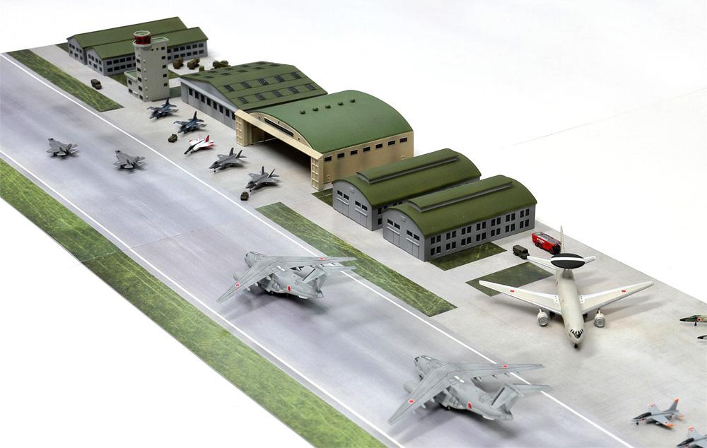 航空自衛隊基地 2プラモデル(ピットロードスカイウェーブ S シリーズ (定番外)No.SPS016)商品画像_2