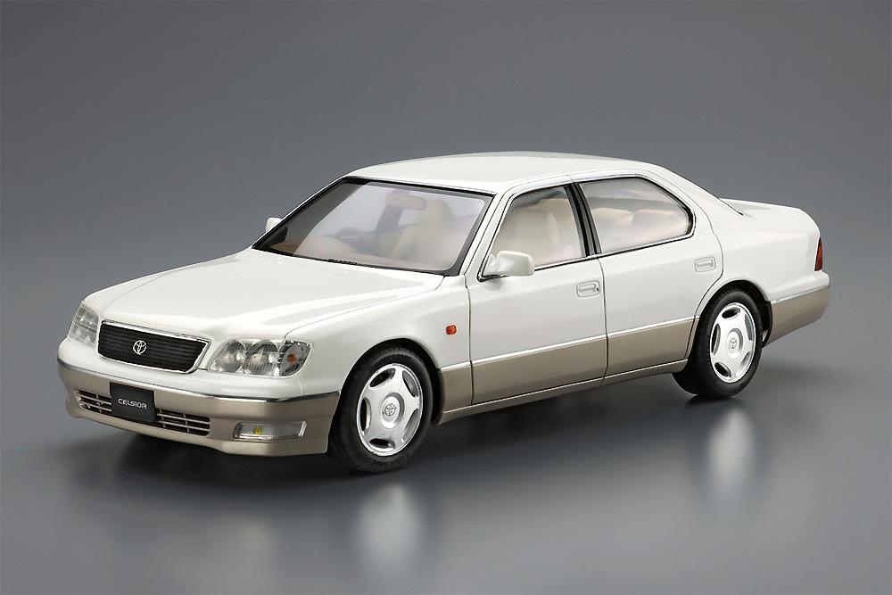 トヨタ UCE21 セルシオ C仕様 '98プラモデル(アオシマ1/24 ザ・モデルカーNo.021)商品画像_2