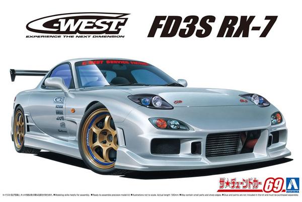 C-WEST FD3S RX-7