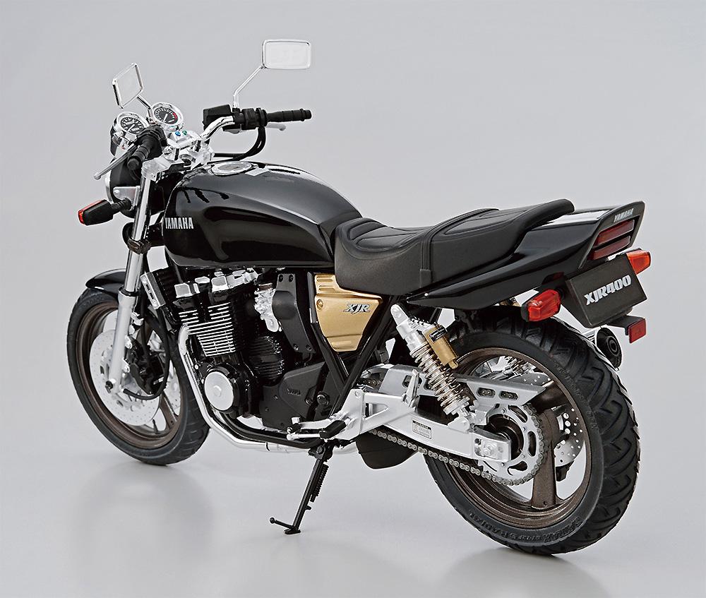 ヤマハ 4HM XJR400 '93プラモデル(アオシマザ バイクNo.011)商品画像_3