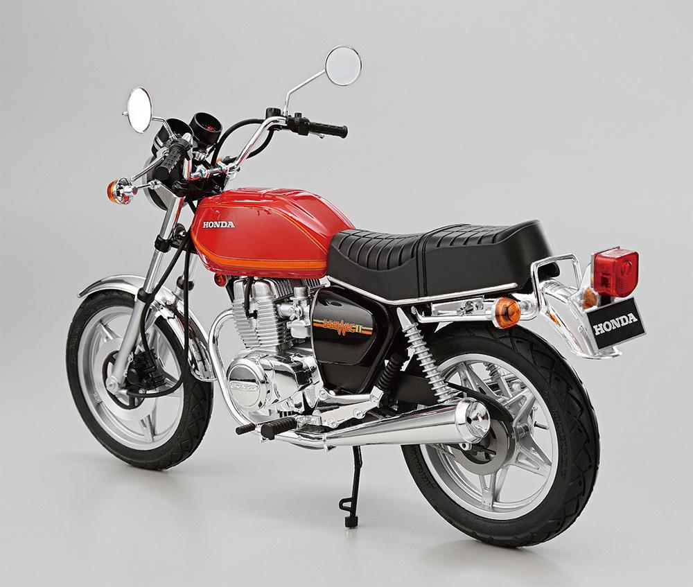 ホンダ CB400T HAWK-2 '78プラモデル(アオシマザ バイクNo.035)商品画像_3