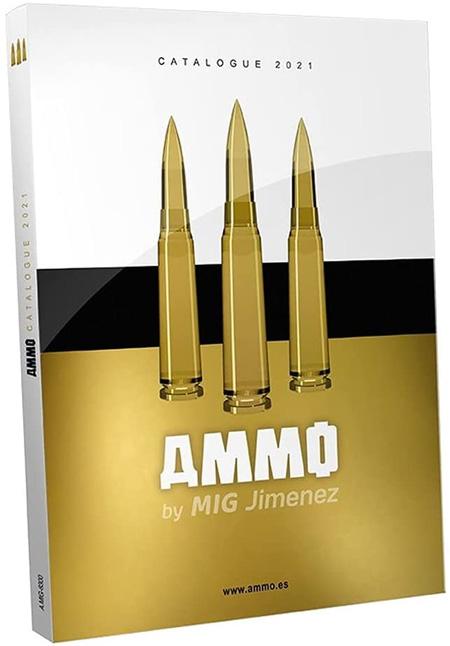 AMMO カタログ 2021年カタログ(アモCatalog (カタログ)No.A.MIG-8300)商品画像