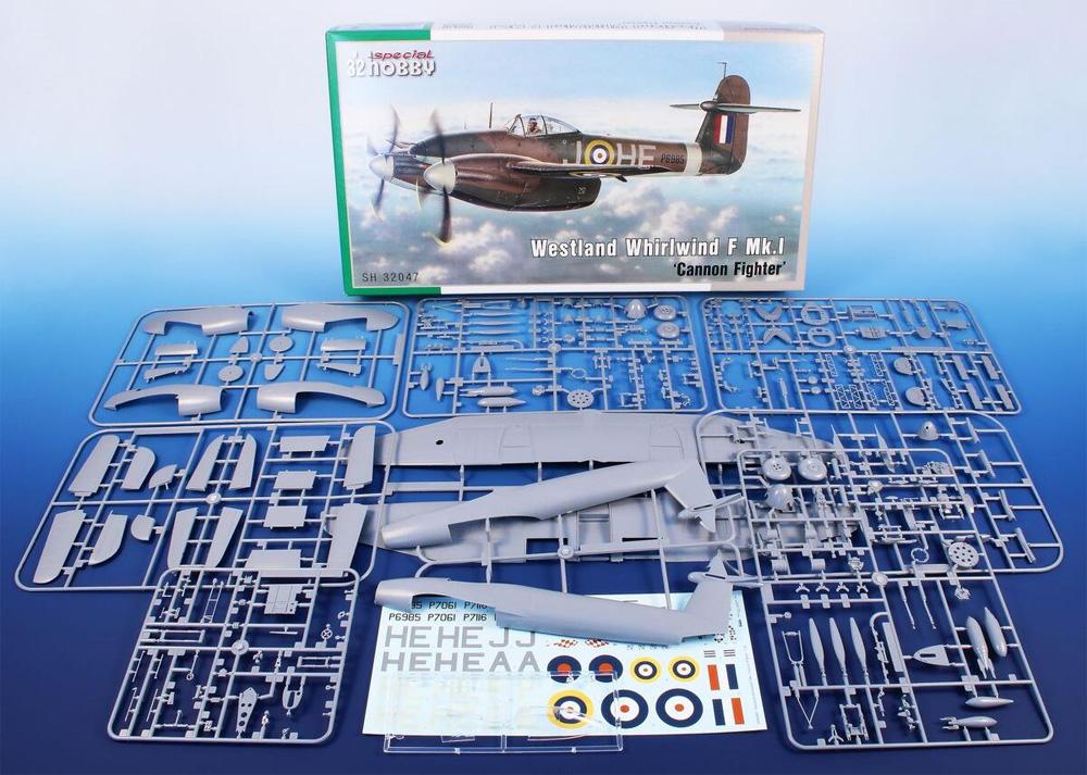 ウェストランド ホワールウィンド F Mk.1プラモデル(スペシャルホビー1/32 エアクラフトNo.SH32047)商品画像_1