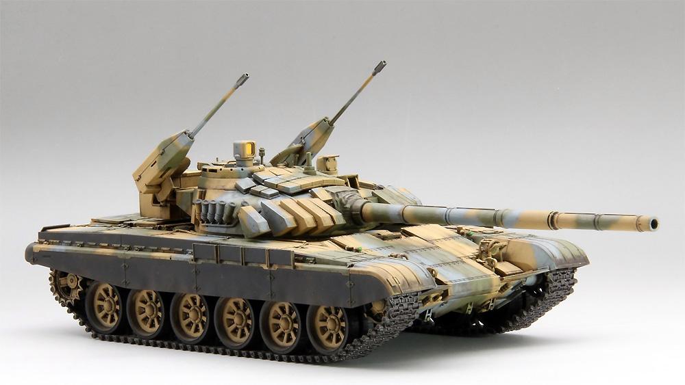 スロバキア T-72M2 モデルナプラモデル(アミュージングホビー1/35 ミリタリーNo.35A039)商品画像_2