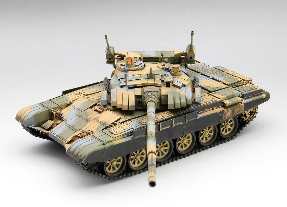 スロバキア T-72M2 モデルナプラモデル(アミュージングホビー1/35 ミリタリーNo.35A039)商品画像_3