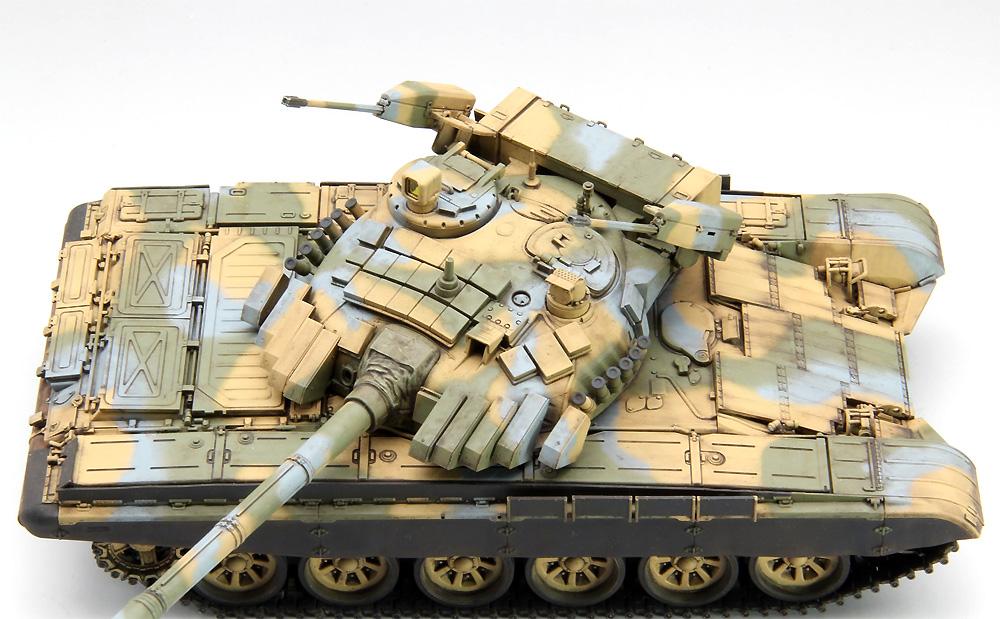 スロバキア T-72M2 モデルナプラモデル(アミュージングホビー1/35 ミリタリーNo.35A039)商品画像_4