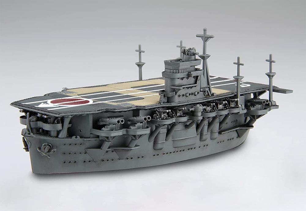 ちび丸艦隊 飛龍 特別仕様 ミッドウェー海戦仕様限定デカール&シール付属プラモデル(フジミちび丸艦隊 シリーズNo.ちび丸027EX-002)商品画像_2