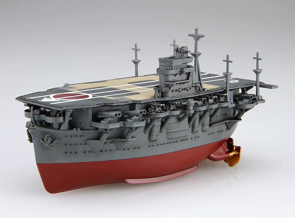 ちび丸艦隊 飛龍 特別仕様 ミッドウェー海戦仕様限定デカール&シール付属プラモデル(フジミちび丸艦隊 シリーズNo.ちび丸027EX-002)商品画像_3
