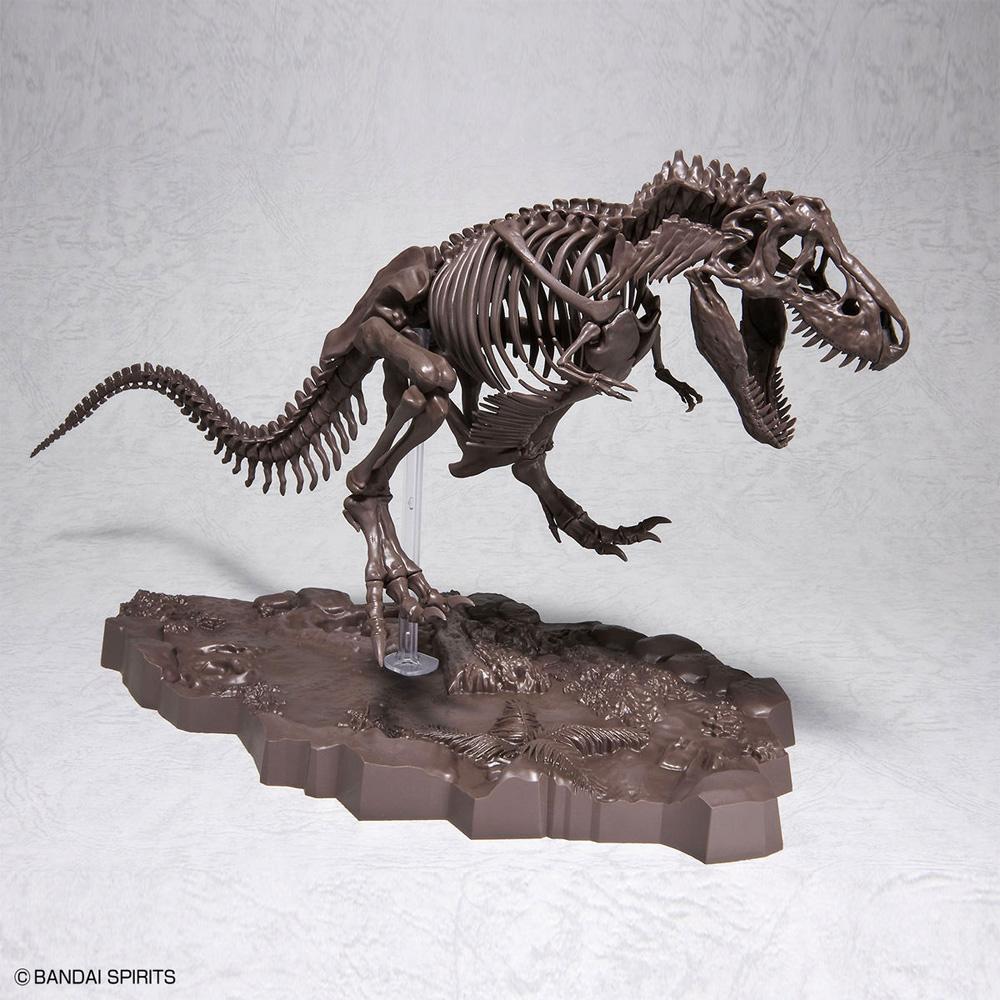ティラノサウルスプラモデル(バンダイImaginary skeletonNo.5061800)商品画像_1