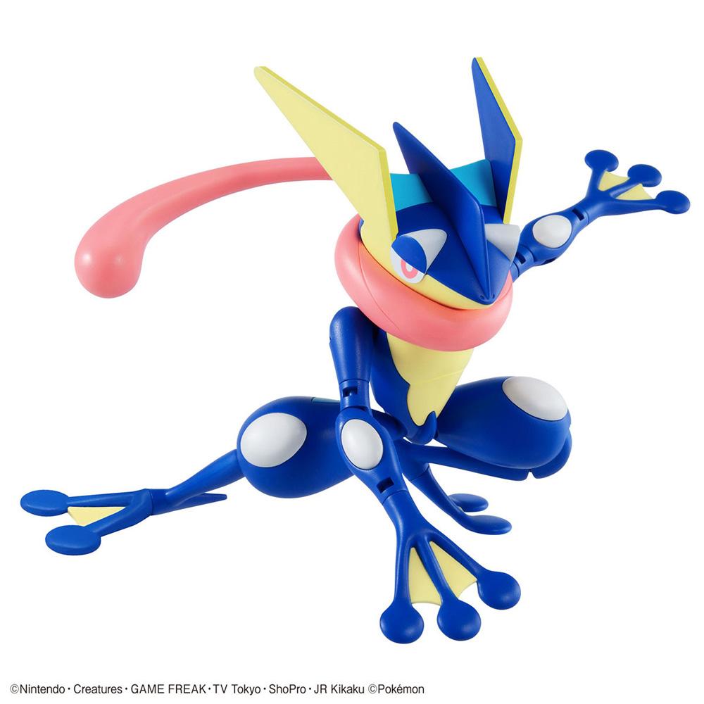 ゲッコウガプラモデル(バンダイポケモンプラモコレクション (ポケプラ)No.047)商品画像_1