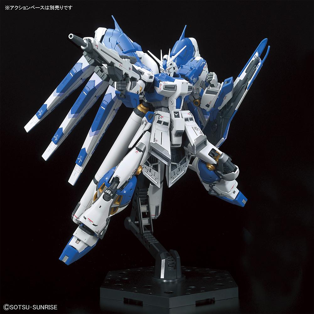 RX-98-ν2 Hi-ν ガンダムプラモデル(バンダイRG (リアルグレード)No.036)商品画像_2