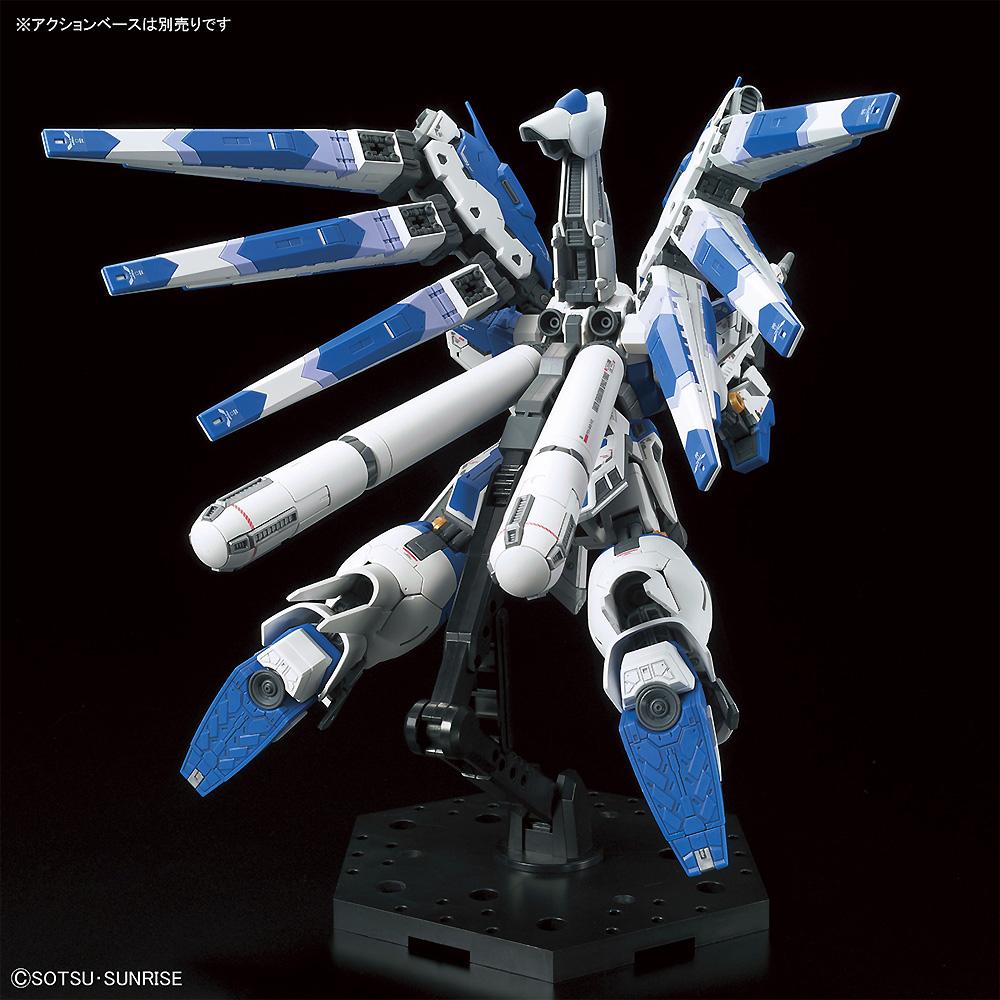 RX-98-ν2 Hi-ν ガンダムプラモデル(バンダイRG (リアルグレード)No.036)商品画像_3