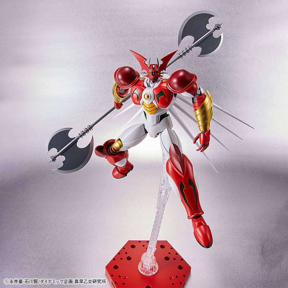 HG ゲッターアークプラモデル(バンダイHG プラスチックモデルキットNo.5061785)商品画像_3