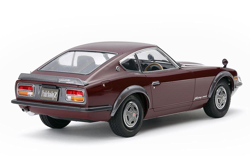 ニッサン フェアレディ 240ZGプラモデル(タミヤ1/24 スポーツカーシリーズNo.360)商品画像_3