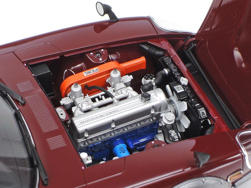 ニッサン フェアレディ 240ZGプラモデル(タミヤ1/24 スポーツカーシリーズNo.360)商品画像_4