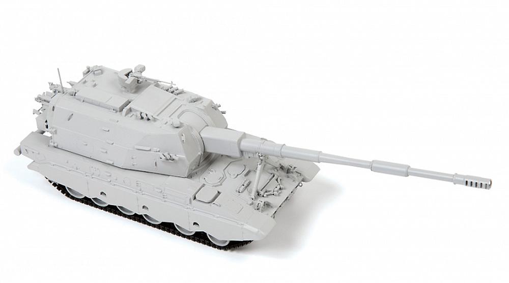 ロシア 152mm 自走榴弾砲 2S35 コアリツィヤ-SVプラモデル(ズベズダ1/72 ミリタリーNo.5055)商品画像_2