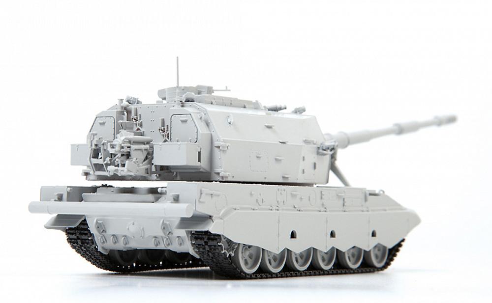 ロシア 152mm 自走榴弾砲 2S35 コアリツィヤ-SVプラモデル(ズベズダ1/72 ミリタリーNo.5055)商品画像_3