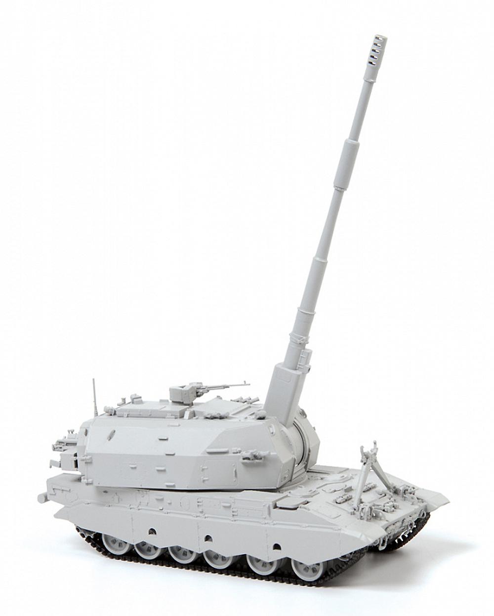 ロシア 152mm 自走榴弾砲 2S35 コアリツィヤ-SVプラモデル(ズベズダ1/72 ミリタリーNo.5055)商品画像_4