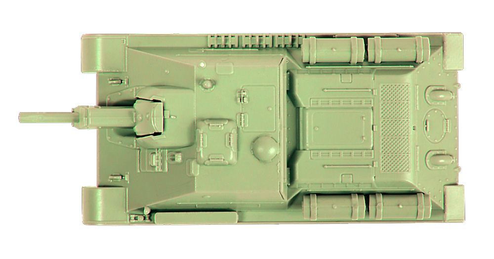 ソビエト 自走砲 SU-122プラモデル(ズベズダART OF TACTICNo.6281)商品画像_3