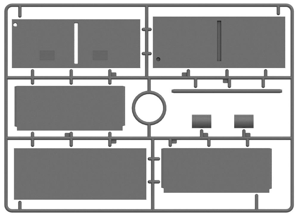 チェルノブイリ #5 避難住民セットプラモデル(ICMチェルノブイリNo.35905)商品画像_2