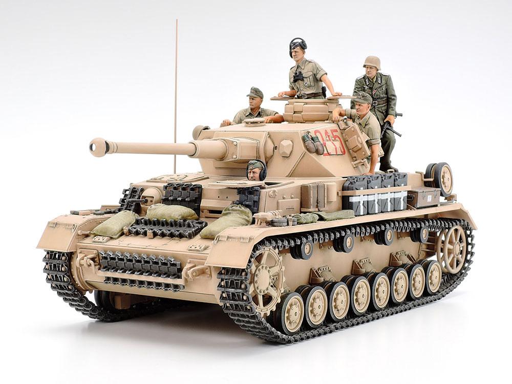 ドイツ 4号戦車G型 初期生産車プラモデル(タミヤ1/35 ミリタリーミニチュアシリーズNo.378)商品画像_1
