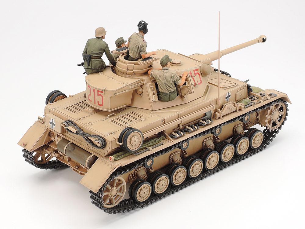 ドイツ 4号戦車G型 初期生産車プラモデル(タミヤ1/35 ミリタリーミニチュアシリーズNo.378)商品画像_2