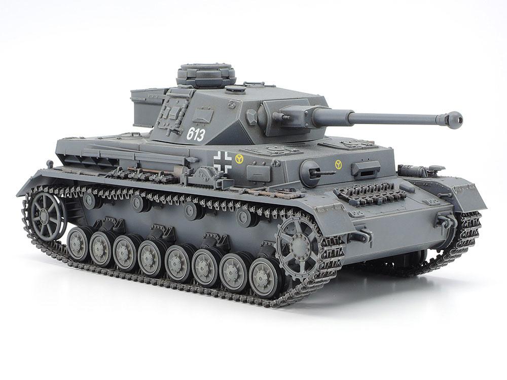 ドイツ 4号戦車G型 初期生産車プラモデル(タミヤ1/35 ミリタリーミニチュアシリーズNo.378)商品画像_4