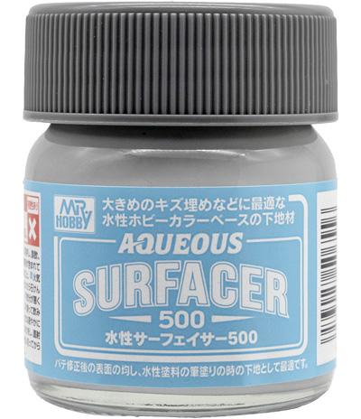 水性サーフェイサー 500下地剤(GSIクレオスMr.サーフェイサーNo.HSF004)商品画像