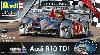 アウディ R10 TDI ル・マン & 3Dパズル ジオラマ (ギフトセット)