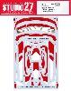 マクラーレン セナ XP ドレスアップデカール モナコ #12