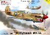カーチス キティホーク Mk.1a RAF/SAAF