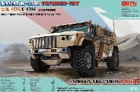 KAMAZ K-4386 タイフーン VDV 耐地雷装甲車 前期型