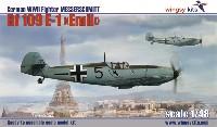 メッサーシュミット Bf109E-1 エミール