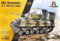 M4A2 シャーマン アメリカ海兵隊